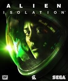 Jaquette de Alien : Isolation
