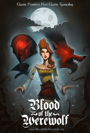 Blood of the Werewolf sur PC
