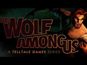 Jaquette de The Wolf Among Us : Episode 1 - Faith