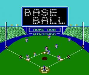 Baseball sur WiiU