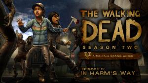 The Walking Dead : Saison 2 : Episode 3 - In Harm's Way sur Vita