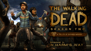The Walking Dead : Saison 2 : Episode 3 - In Harm's Way sur iOS