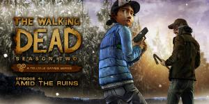 The Walking Dead : Saison 2 : Episode 4 - Amid the Ruins sur Vita