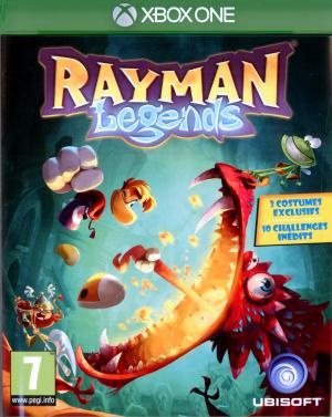 Rayman Legends sur ONE