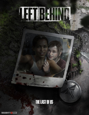 The Last of Us : Left Behind sur PS3