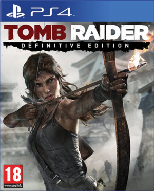 Tomb Raider : Definitive Edition sur PS4