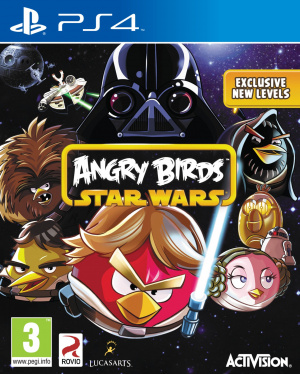 Angry Birds Star Wars sur PS4