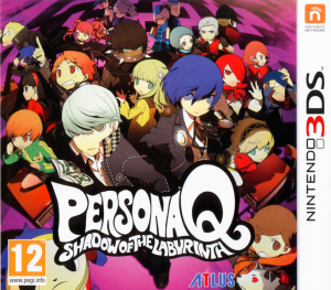 Persona Q : Shadow of the Labyrinth sur 3DS