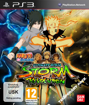 Naruto Shippuden : Ultimate Ninja Storm Revolution sur PS3