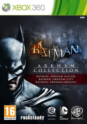 Batman Arkham Collection sur 360