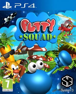 Putty Squad sur PS4