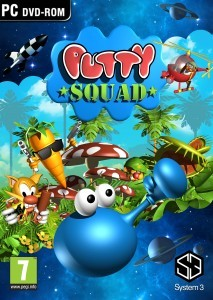 Putty Squad sur PC