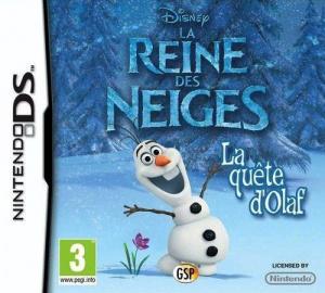 La Reine des Neiges : La Quête d'Olaf sur DS