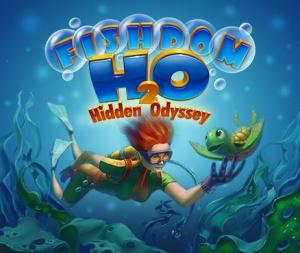 Fishdom H2O - Hidden Odyssey sur 3DS