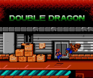 Double Dragon sur 3DS