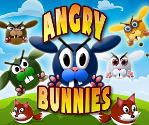 Angry Bunnies sur 3DS