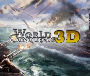 World Conqueror 3D sur 3DS