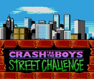 Crash'n the Boys Street Challenge sur 3DS