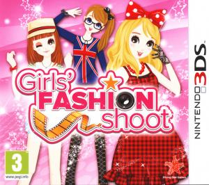 Star des Shootings Photo sur 3DS
