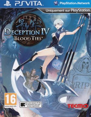 Deception IV : Blood Ties sur Vita