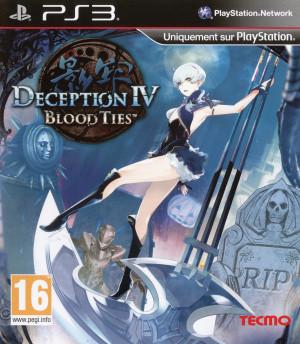 Deception IV : Blood Ties sur PS3