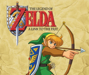 The Legend of Zelda : A Link to the Past sur WiiU