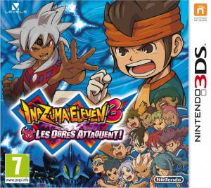 Inazuma Eleven 3 : Les Ogres Attaquent! sur 3DS