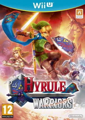 Hyrule Warriors sur WiiU