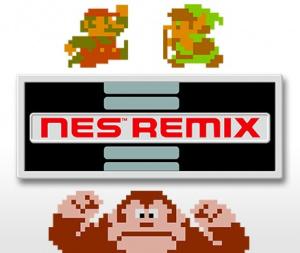 NES Remix sur WiiU