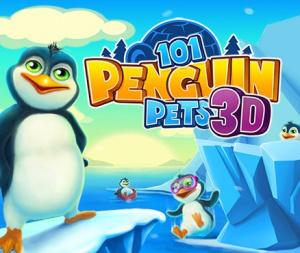 101 Penguin Pets 3D sur 3DS