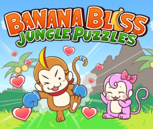 Banana Bliss : Jungle Puzzles sur 3DS