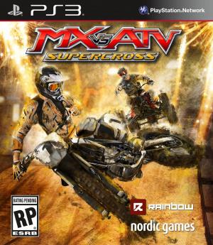 MX vs ATV Supercross sur PS3