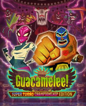 Guacamelee! Super Turbo Championship Edition sur PS4