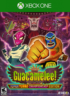 Guacamelee! Super Turbo Championship Edition sur ONE