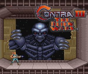 Contra III : The Alien Wars sur WiiU