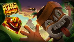 Tiki Rush : Escape from Lava Island sur Android