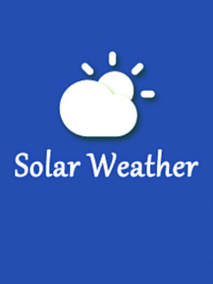 Solar Weather sur Android