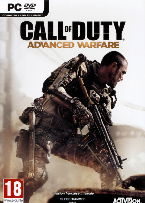 Jaquette de Call of Duty : Advanced Warfare