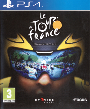 Tour de France 2014 sur PS4