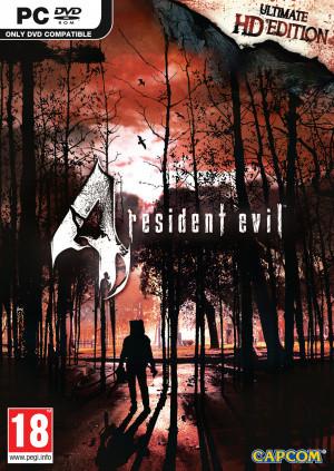 Resident Evil 4 HD sur PC