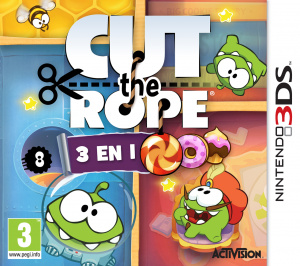Cut the Rope : 3 en 1 [CIA]