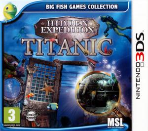Hidden Expedition : Titanic sur 3DS