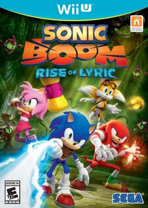 Jaquette de Sonic Boom : L'Ascension de Lyric