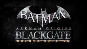 Batman Arkham Origins Blackgate - Deluxe Edition sur PS3