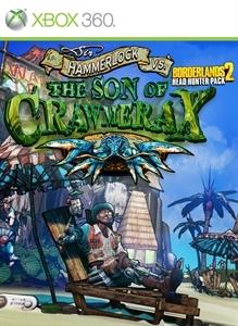 Borderlands 2 - Chasseur de Têtes 5 : Sir Hammerlock contre le Fils de Crawmerax sur 360
