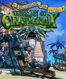 Borderlands 2 - Chasseur de Têtes 5 : Sir Hammerlock contre le Fils de Crawmerax sur PS3