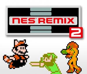 NES Remix 2 sur WiiU