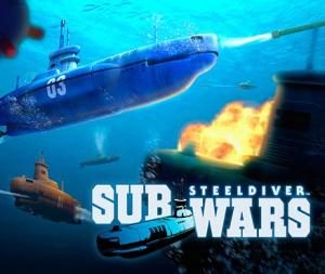 Steel Diver : Sub Wars sur 3DS