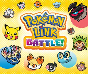 Pokémon Link : Battle ! sur 3DS