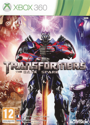 Transformers : Rise of the Dark Spark sur 360
